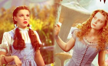 "Netflix to release crossover film of ""Wizard of Oz"" and ""Through the Looking Glass"""