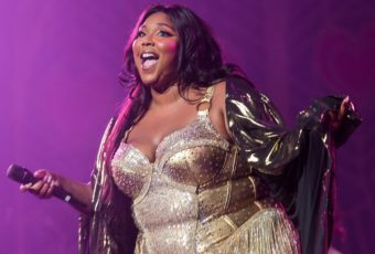 """Lizzo has something to say to body-shaming haters who """"like her music"""""""