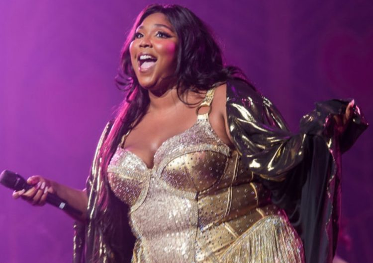 "Lizzo has something to say to body-shaming haters who ""like her music"""