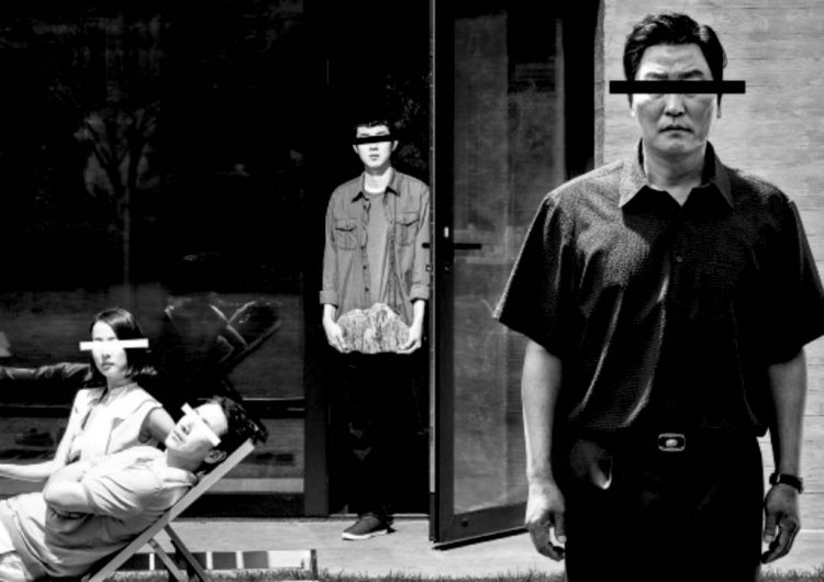 A black and white version of Parasite will be hitting cinemas abroad soon