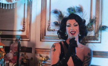 Violet Chachki talks corsets, Dita Von Teese, and being punk