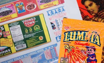 Sachet Archives is a love letter to everyday Filipino packaging