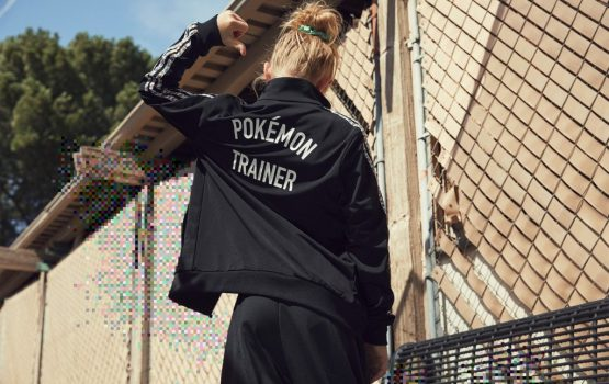 Live your Pokemon trainer dreams with the Pokemon x Adidas collection