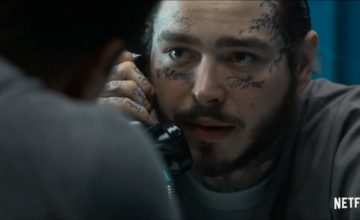 Post Malone makes his acting debut in Netflix's 'Spenser Confidential'