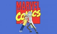Yup, 'Rick and Morty' is part of the Marvel Universe…