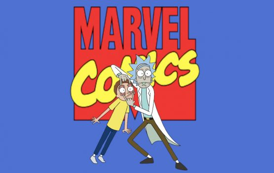 Yup, 'Rick and Morty' is part of the Marvel Universe now