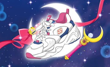 Skechers x 'Sailor Moon' makes for a powerful (yet adorable) collab