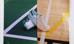 Adidas' latest hybrid sneakers combine the Stan Smith and the…