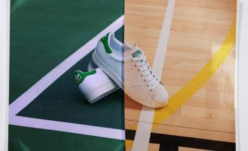 Adidas' latest hybrid sneakers combine the Stan Smith and the Superstar