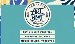 PSA: Tagaytay Art Beat has been postponed