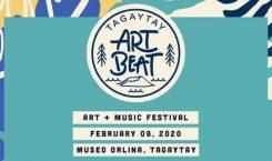 PSA: Tagaytay Art Beat has been postponed