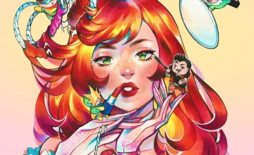 Artist Rian Gonzales' latest Marvel cover is out: 'The Amazing Mary Jane'