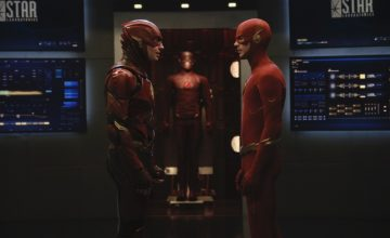 Barry Allen's seeing double in DC's 'Crisis' crossover event
