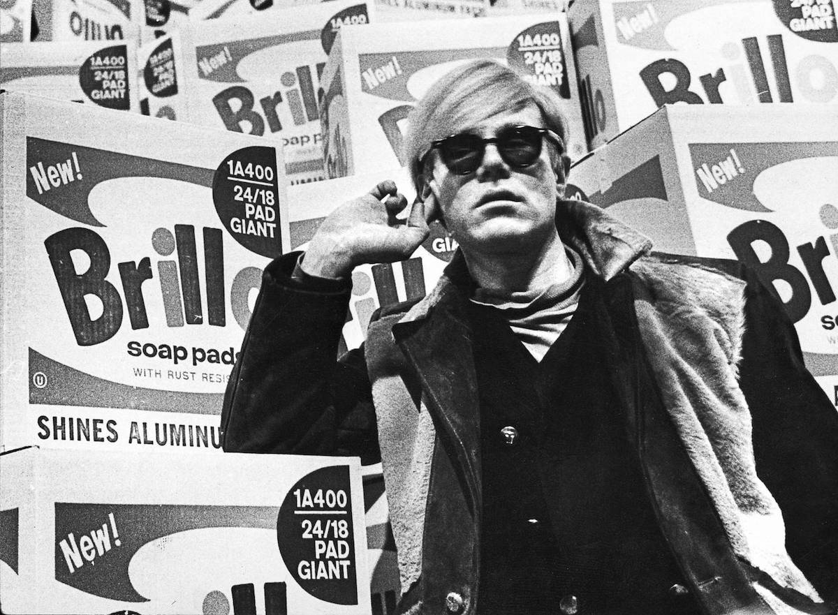 The Tate Modern is unveiling unseen Andy Warhol works, including ...