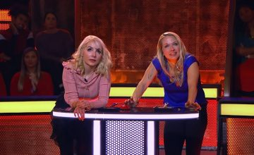 The 'Hot Ones' game show trailer shows people sobbing and puking on TV