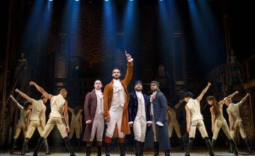 "We can legally stream ""Hamilton"" by 2022"