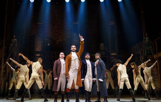 "We can now legally stream ""Hamilton"" this 2020"