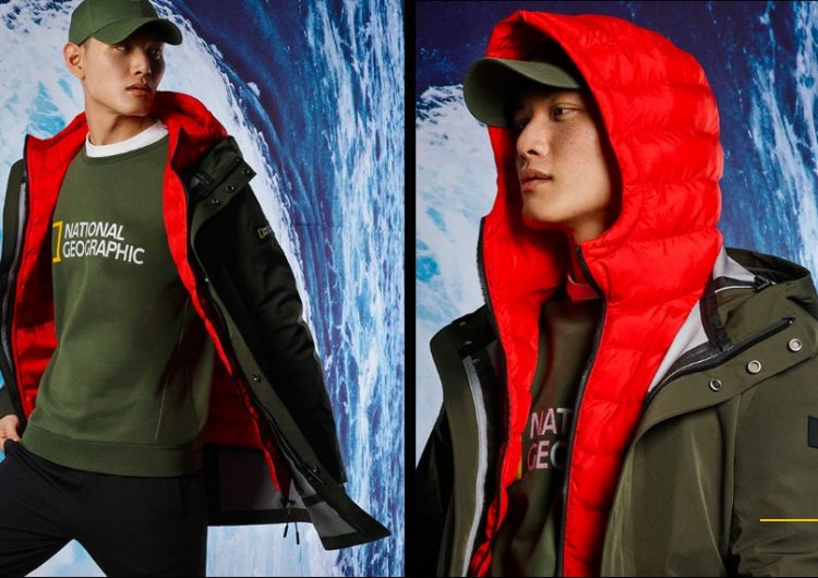 National Geographic might be our new favorite streetwear brand