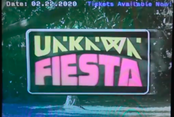PSA: UNKNWN.Fiesta is being postponed until further notice