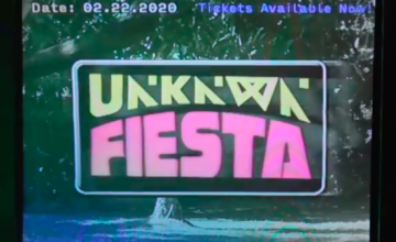 PSA: UNKNWN.Fiesta is postponed until 2021