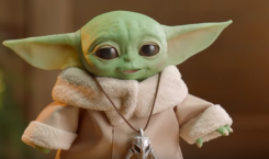 Hang out with your very own Baby Yoda courtesy of…