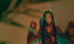"Jhené Aiko just released our latest self-love anthem, ""Happiness Over…"