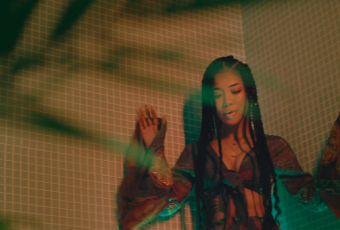 """Jhené Aiko just released our latest self-love anthem, """"Happiness Over Everything (H.O.E.)"""""""