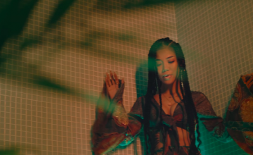 "Jhené Aiko just released our latest self-love anthem, ""Happiness Over Everything (H.O.E.)"""