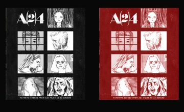 Check out this A24 fanzine made by your Komiket faves