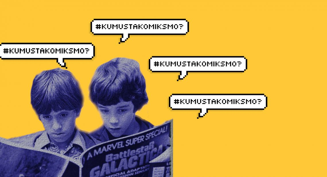 #KumustaKomiksMo reminds us works-in-progress are okay