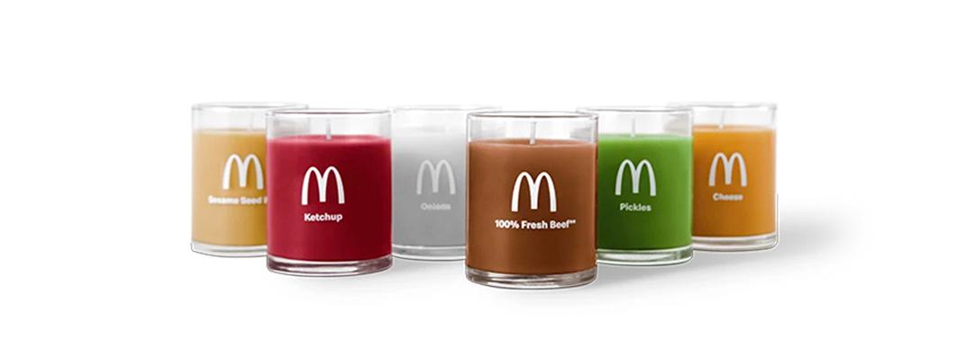 mcdonalds quarter pounder scented candles