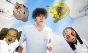 We live by the meme, we die by the meme in The 1975's new MV