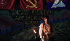 """Sinag Maynila just pulled out finalist """"Walang Kasarian Ang Digmang…"""