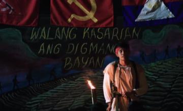 """Sinag Maynila just pulled out finalist """"Walang Kasarian Ang Digmang Bayan"""""""