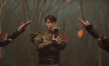 "Jackson Wang's MV for ""100 Ways"" give TikTok #handgestures a run for their money"
