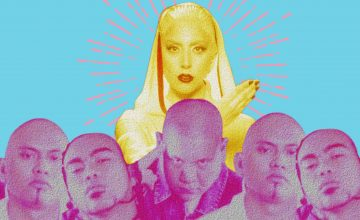 "Finally, someone remixed Lady Gaga's ""Stupid Love"" with Salbakuta's classic jam"