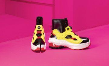 Maison Margiela is releasing a Tabi sneaker with Reebok