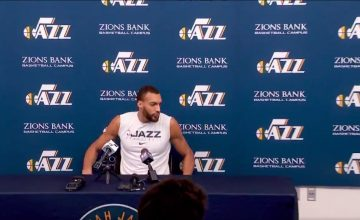 Rudy Gobert jokingly touched everything and now he has Coronavirus: a reminder to take hygiene seriously