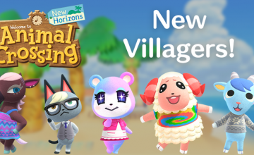 'Animal Crossing: New Horizons' has officially dropped and the new villagers already own my heart
