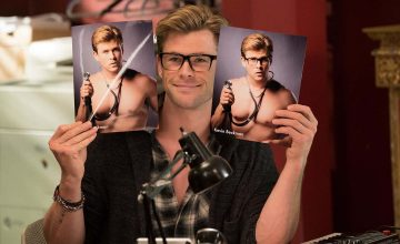 For the next six weeks, Chris Hemsworth will be your gym buddy (for free)