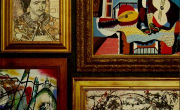 You can read these 200+ books about modern art for free