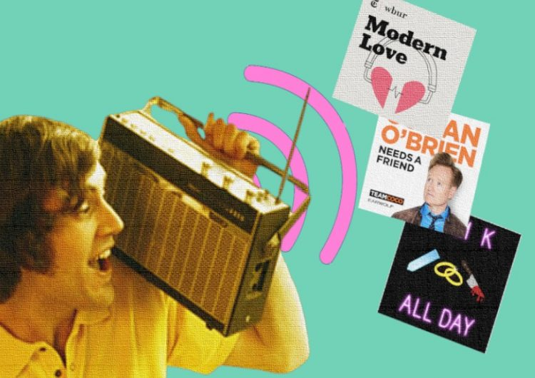 These podcasts will put you in a better mood today