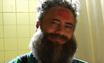 Taika Waititi is a cult leader in 'Rick and Morty' creators' new film