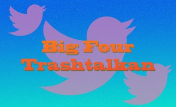 "Today in trending: ""Big Four Trashtalkan"" and ""SB19_Showbreak"""