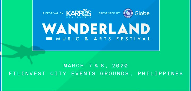 Sad news: Wanderland has been postponed to a later date