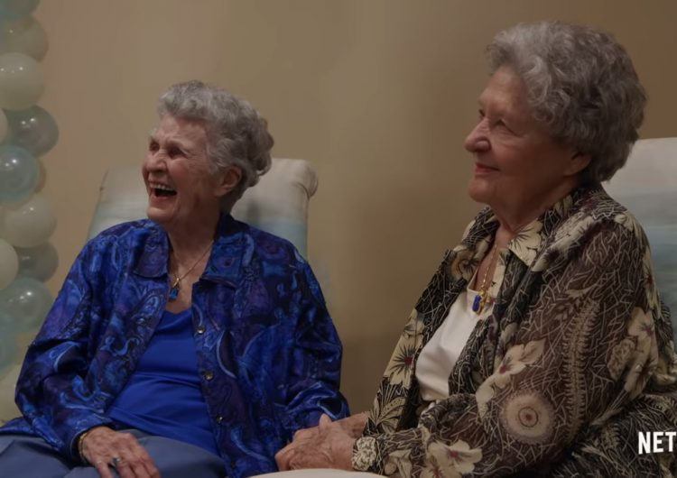 A lesbian couple comes out publicly after a 65-year relationship in this Netflix documentary