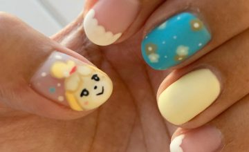 'Animal Crossing' nail art is a thing now