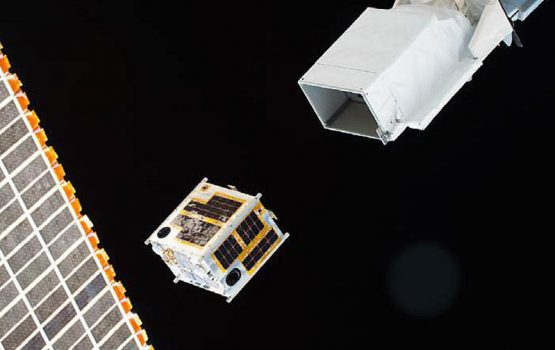 Diwata-1 signs off after 4-year space mission
