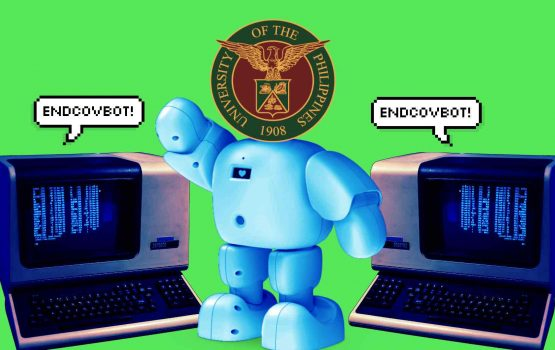 UP's new COVID-19 Team member is Yani, an AI bot that can assist you 24/7