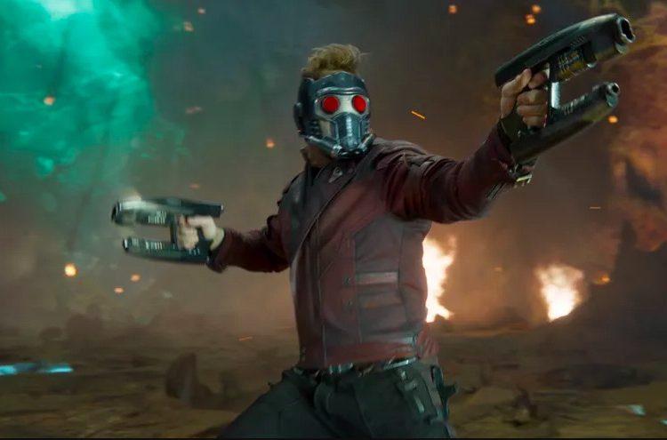 Dance to James Gunn's unused 'Guardians of the Galaxy' playlist picks